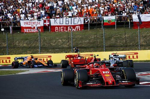 جائزة المجر الكبرى تجدد عقدها مع الفورمولا واحد حتى 2027
