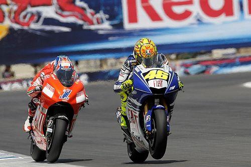 """Stoner: """"Ser 5° es como un triunfo para Rossi y eso es triste"""""""