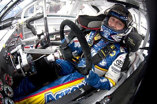 Former NASCAR Cup driver David Reutimann turns crew chief