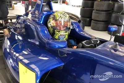 Test Norris Silverstone