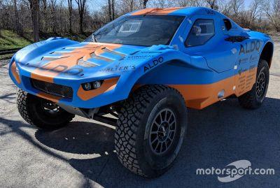 Aldo Racing Car launch