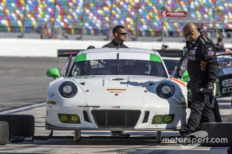 Daytona, test