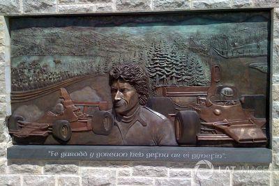 Homenaje Tom Pryce Memorial