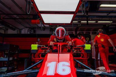 Ferrari-Test in Mugello