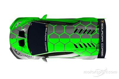 Andrea Dovizioso Lamborghini Accademia