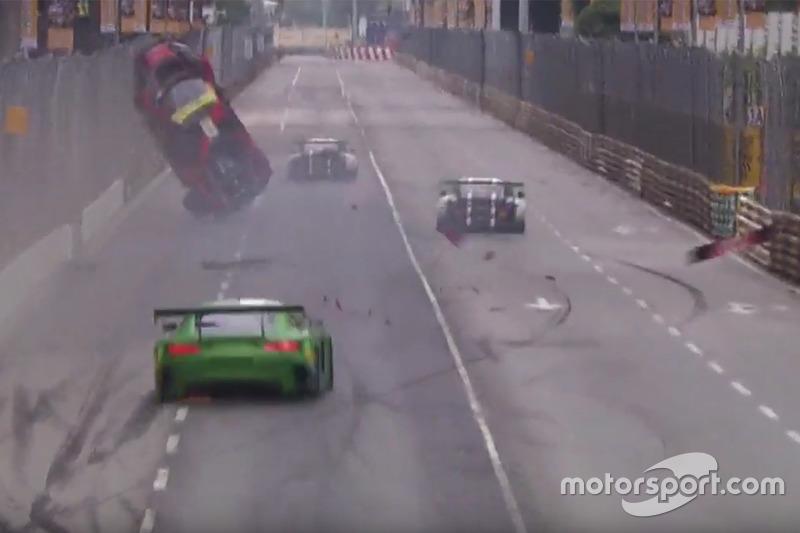 Coupe du monde FIA GT à Macao