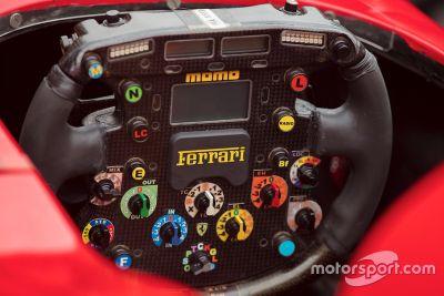 Ferrari F2001在纽约拍卖