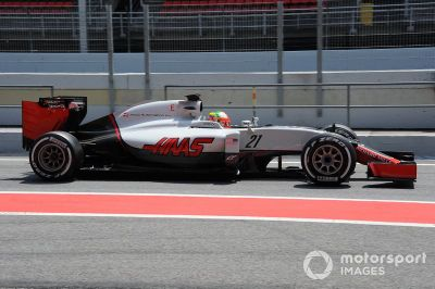 Formel-1-Test in Barcelona, Mai