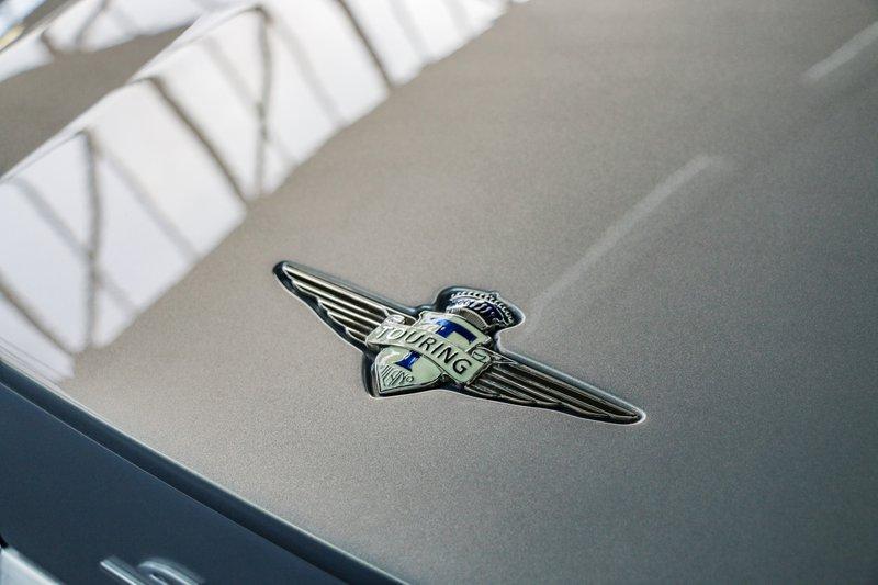 Touring Sciàdipersia Cabriolet Einführung