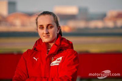 Ferrari Driver Academy bekendmaking