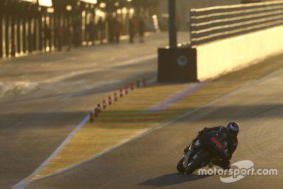 Test in Valencia, November