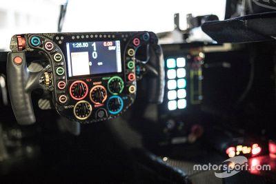 Visita al simulador de Porsche