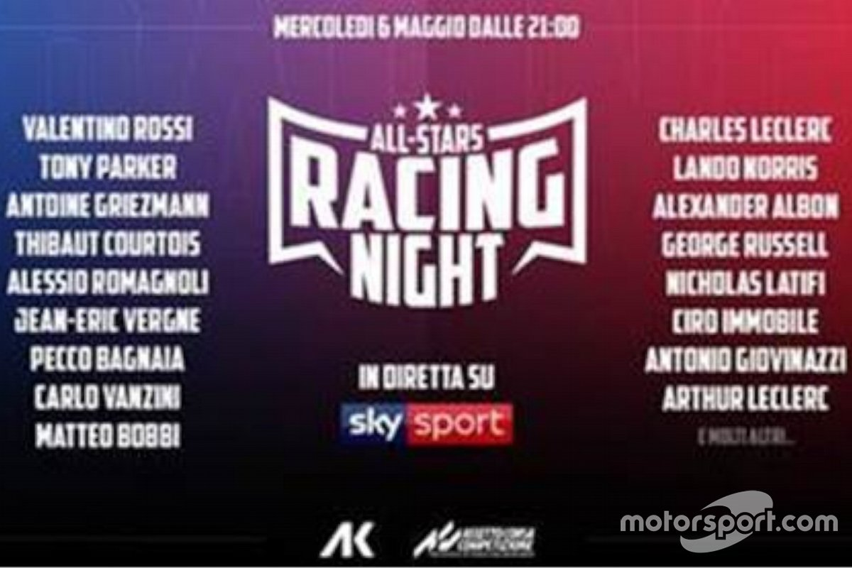 Sky Sport - FORMULA 1 VS MOTOGP