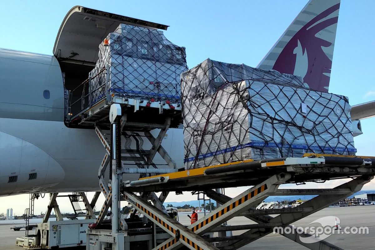 Cargo MotoGP