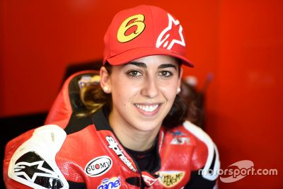 Jerez, test di marzo