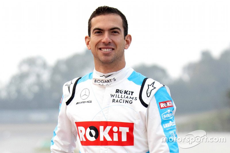 Formel-1-Autos 2020: Präsentation Williams FW43