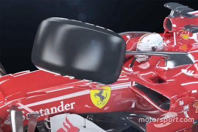 Impatto Halo Ferrari