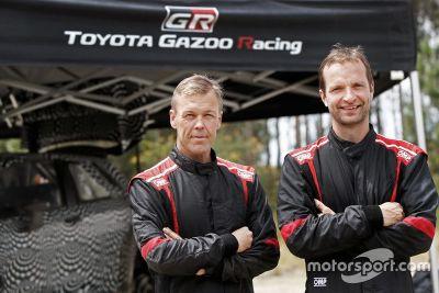 WRC Toyota Gazoo Racing 2017 announcement