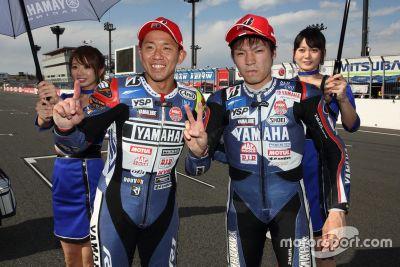 全日本ロードレース選手権第1戦もてぎ