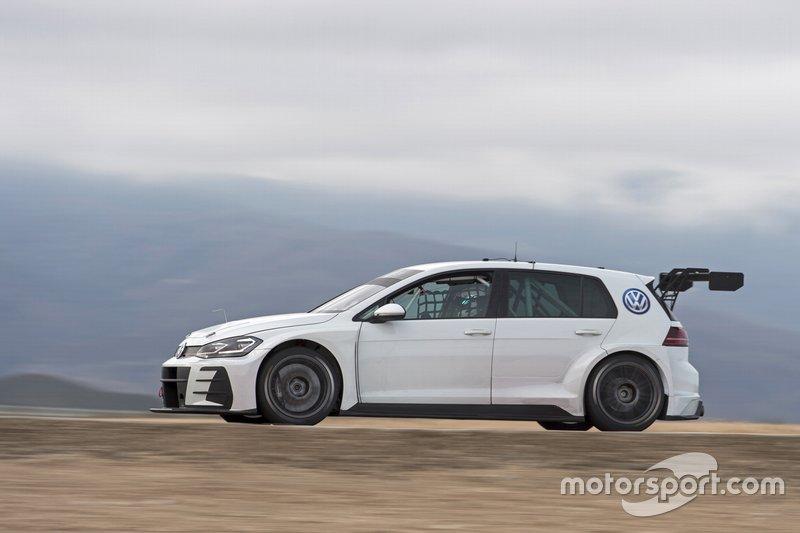 Test Volkswagen ad Almeria
