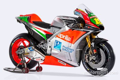 Apresentação: Aprillia Racing Team Gresini
