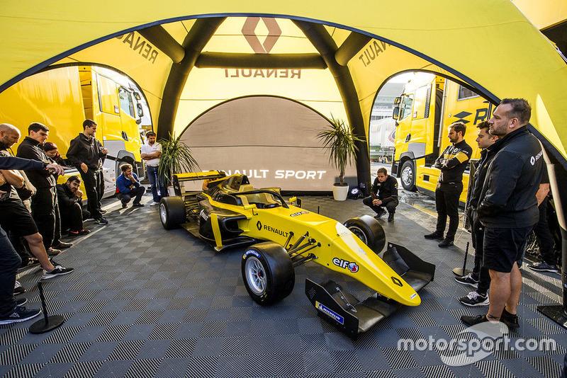 Presentazione Formula Renault 2019