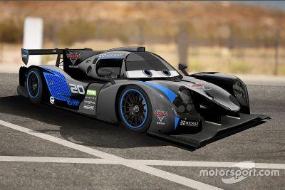 FRD LMP3: Craft-Bamboo Racing açıklaması