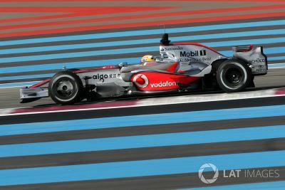 Paul Ricard May testing