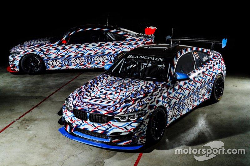 BMW Team Studie 体制発表