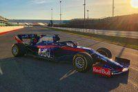 Présentation Toro Rosso