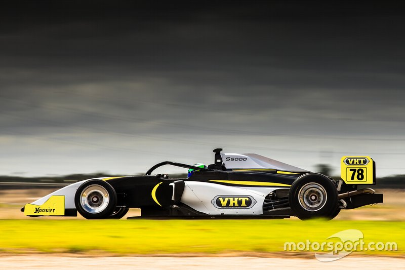 S5000 sponsorship announcement
