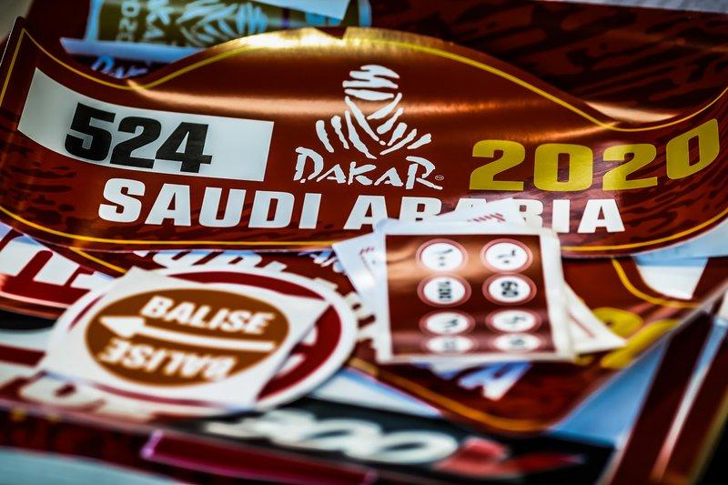 Dakar team verification