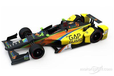 Annonce de pilote KV Racing Technology