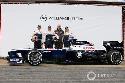 Williams FW35 lansmanı