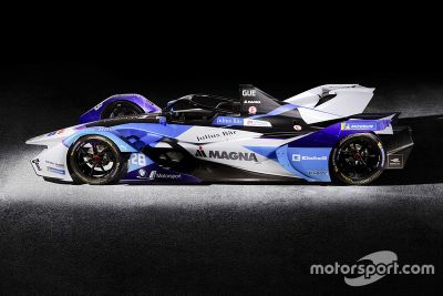 Annonce BMW i Andretti Motorsport