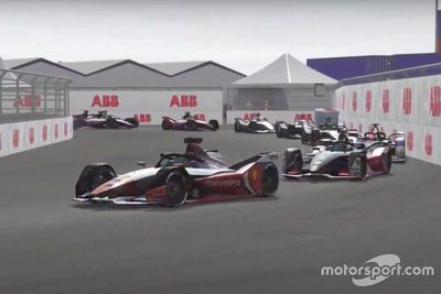 Formule E : Race at Home Challenge - Manche 7