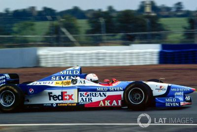 Testes de Silverstone Outubro