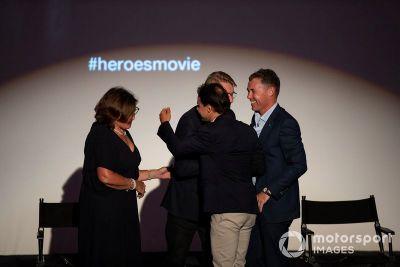 Avant-première du film Heroes