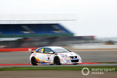 Silverstone March testing