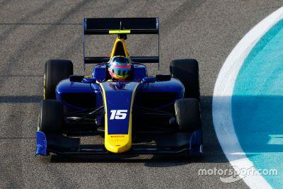 Test in Abu Dhabi, November