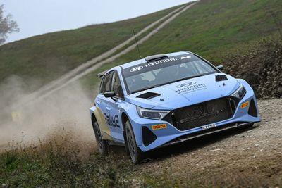 Hyundai i20 N Rally2 - Testy