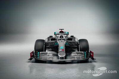 Презентация Mercedes AMG F1