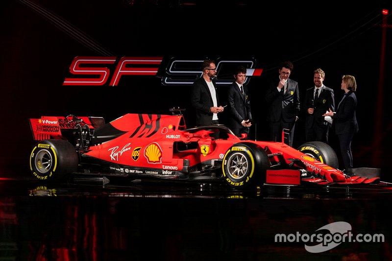 Презентація Ferrari