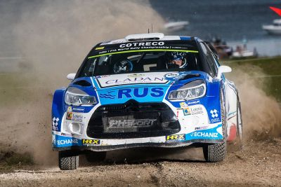 Rally di Finlandia