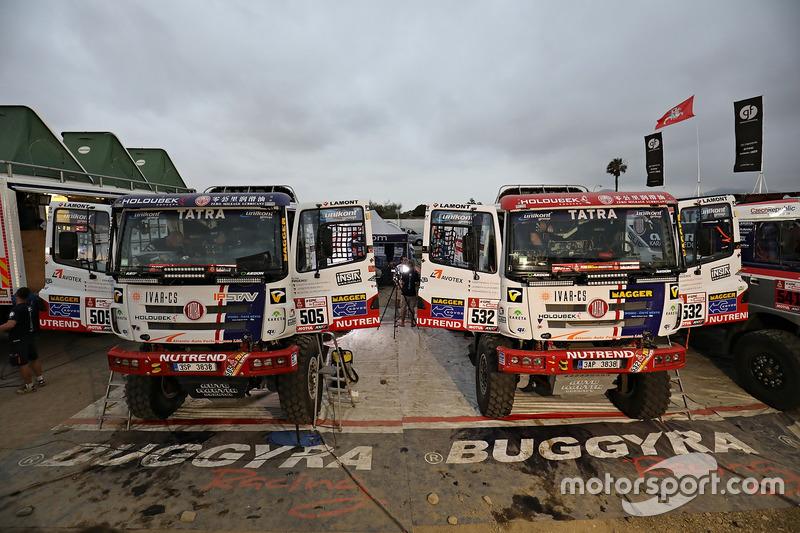 Tatra Buggyra Racing