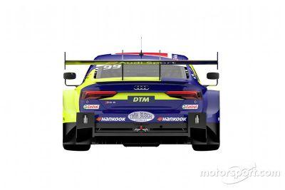 Audi Sport renk düzeni tanıtım