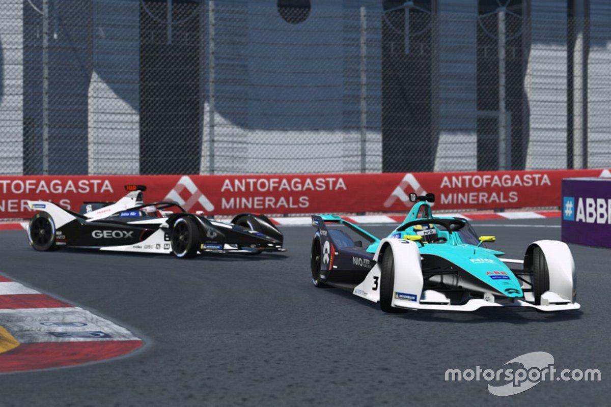 Formula E: Home Challenge sezon öncesi testi