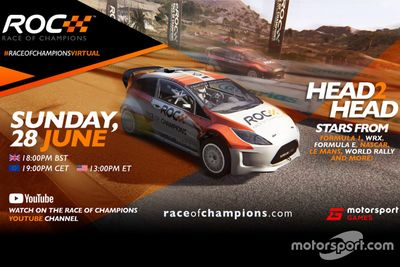 Virtual Race of Champions