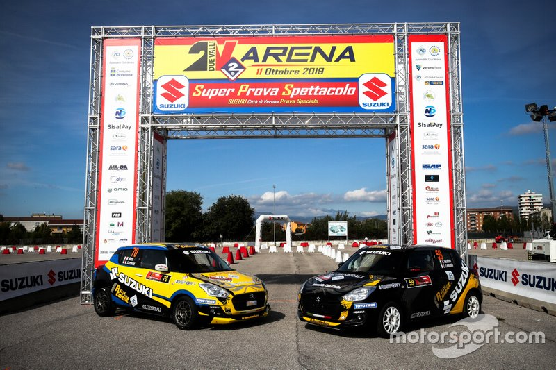 Rally Italia Talent: Verona