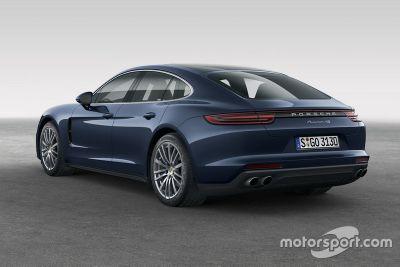 Yeni Porsche Panamera tanıtım